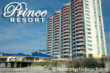 Myrtle Beach condos - Prince Resort in Cherry Grove